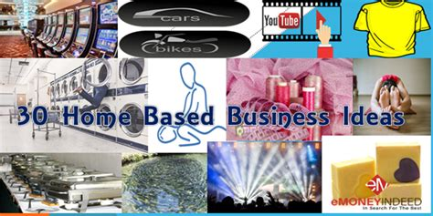 30 best home based business ideas to start with low investment