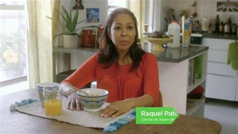 xoom commercial actress xoom tv spot raquel recomienda xoom spanish ispot tv