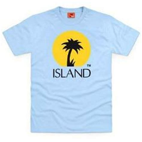 Meet A Called On Island Records by Retro Vintage Rock Band T Shirts At Simplyeighties
