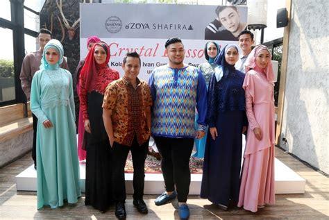 Baju Muslim Zoya By Ivan Gunawan Brokat Pemanis Busana Muslimah Tahun Ini Republika