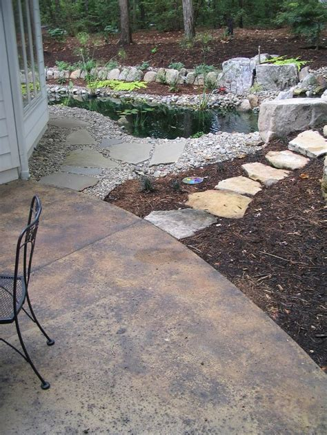 poured concrete patio the 25 best poured concrete patio ideas on va