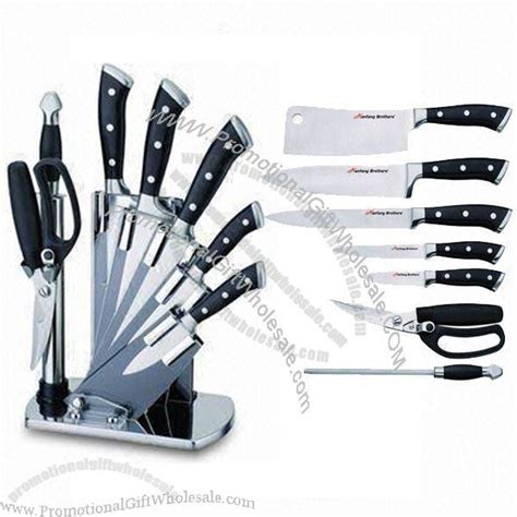 cheap kitchen knives set promotional 7 kitchen knife set gift 289454798