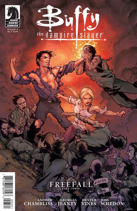 Buffy The Vire Slayer Season 9 Volume 1 Freefall 1 buffy the slayer season 9 cover gallery