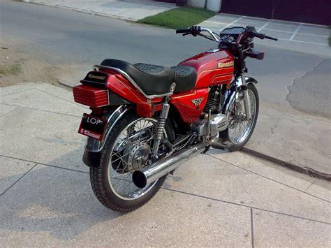 Kh Kawasaki by 1977 Kawasaki Kh 125 Pics Specs And Information