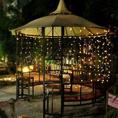 Led Patio Lights String by Lighting Beautiful Patio Lights String For Outdoor Track