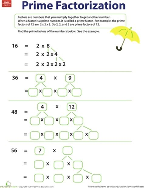 printable prime and composite numbers quiz printables prime and composite worksheets