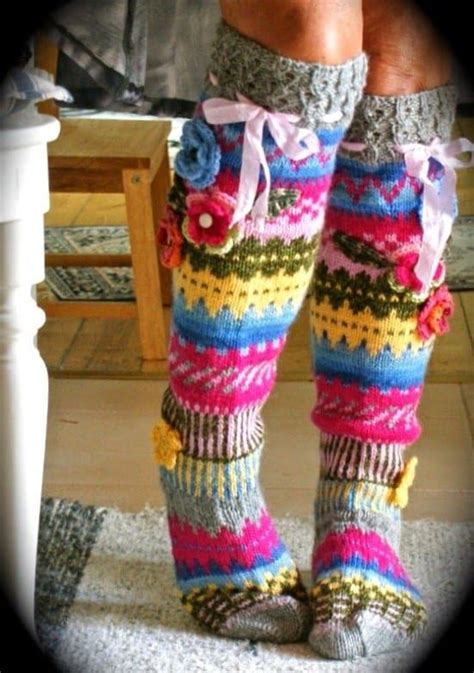 crochet pattern knee high socks knitted knee high socks pattern check out all the ideas