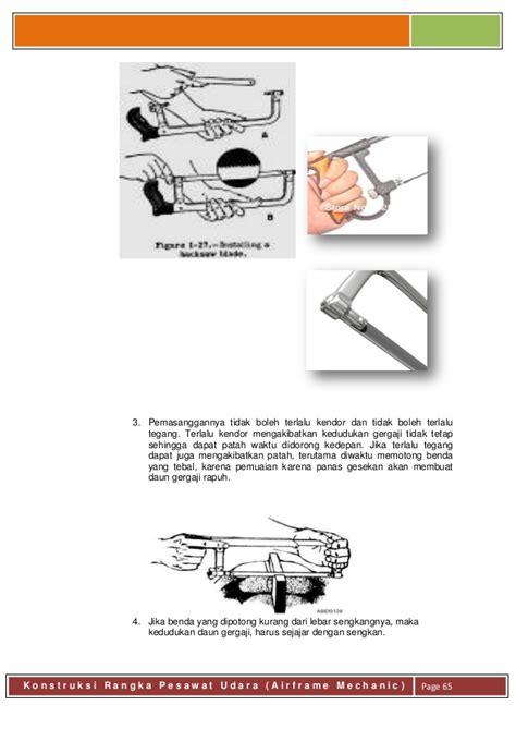 Daun Gergaji Aircraft Manufacture Assy Parts