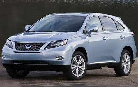 lexus suvs 2010 used 2010 lexus rx 450h suv pricing features edmunds