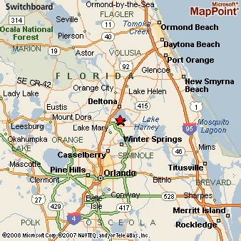 sanford florida map sanford fl pictures posters news and on your