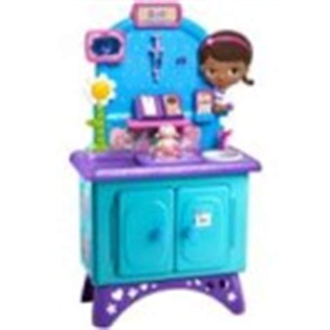 doc mcstuffins bench pretend play toys for kids