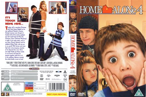 home alone 3 home alone 4 1997 2002 r2 dvd