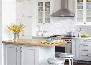 white marble glass tiles backsplash tile our home one