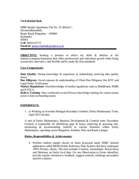 viral resume new