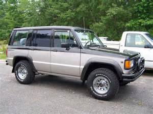 Isuzu Trooper Tires Bc1300 1991 Isuzu Trooper Specs Photos Modification Info
