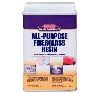 fiberglass epoxy resin home depot home solutions 1 gallon all purpose fiberglass resin 20124