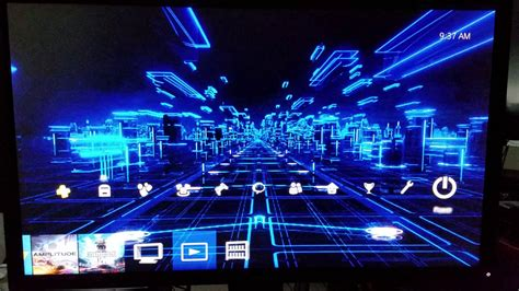 ps4 hd themes download ps4 themes city blue 3d dynamic hd theme youtube