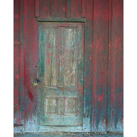 Barn Door Backdrop Rustic Barn Door Printed Backdrop Backdrop Express