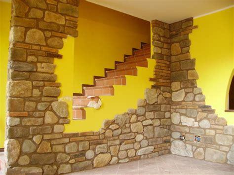 rivestimenti pareti interne pietra preventivo coprire pareti habitissimo