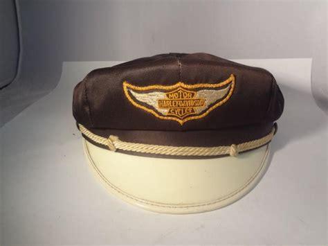 Harley Davidson Hats For Sale by Buy Genuine Harley Davidson Road Captains Hat Cap