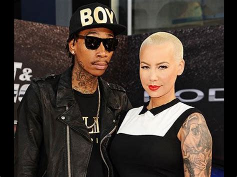 amber rose cheated on wiz khalifa with her driver wiz khalifa s cheating scandal amber rose reveals more