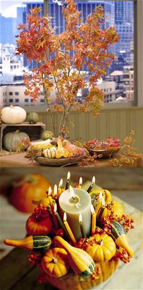 Traditional Thanksgiving Decorations