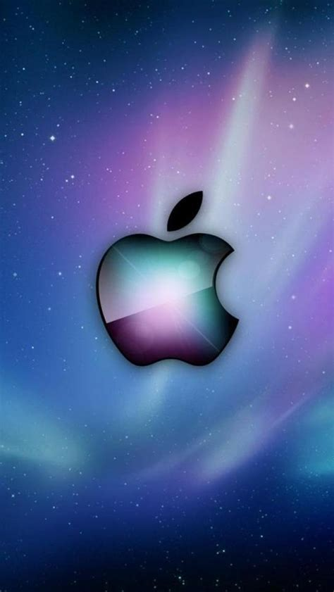 wallpaper iphone 5 hd apple apple aurora iphone 5 wallpapers hd 640x1136 iphone 5