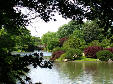 What Is Botanical Garden Serene Nature At The Missouri Botanical Garden Photos Places Boomsbeat