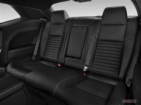 dodge challenger back seat 2012 dodge challenger interior u s news best cars