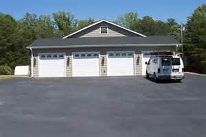 8 car garage addition