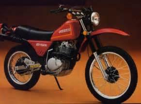 1983 Suzuki Sp250 Suzuki Classic Motorcycles