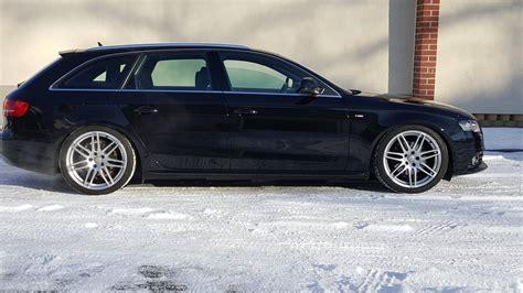 Audi A4 B8 Gewindefahrwerk by H R By K Custom Gewindefahrwerk F 252 R Audi A4 Typ 8k5