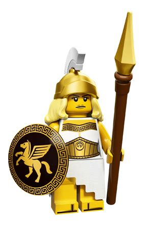 Lego Minifigure Battle Goddess Series 12 71007 minifigures series 12 brickipedia the lego wiki