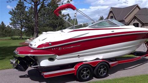 red crownline boats for sale crownline 260 ls boat for sale part i youtube