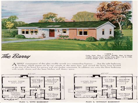 mid century ranch house plans midcentury modern house plans house plans with mid redone