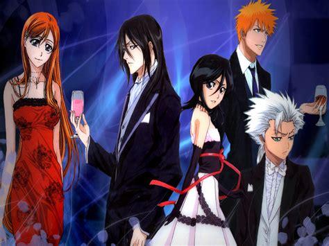 bleach bleach anime wallpaper 8281844 fanpop