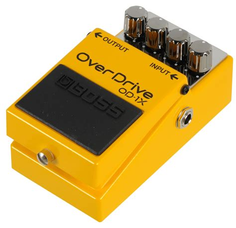 Overdrive Od 1x od 1x overdrive guitar effect pedal