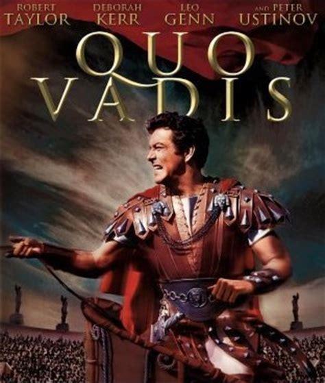film gratis quo vadis os dez mandamentos quo vadis 1951 filme inteiro e biografia