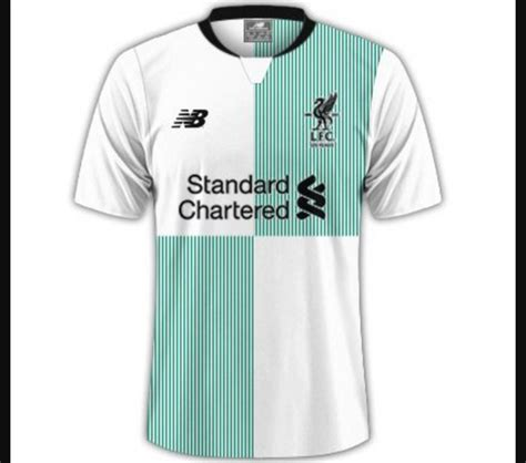 Jersey Liverpool Home 2017 2018 liverpool jersey 2017 2018 home away and third kits