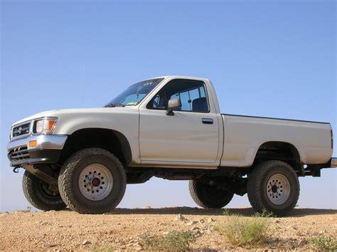 1994 Toyota Truck 1994 Toyota Dirt Sand Mud Rocks
