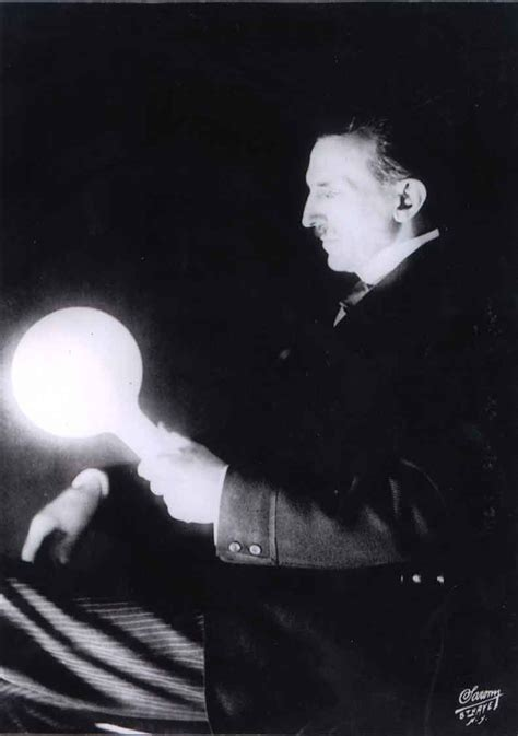 Nikola Tesla Photographs Tesla Photographs