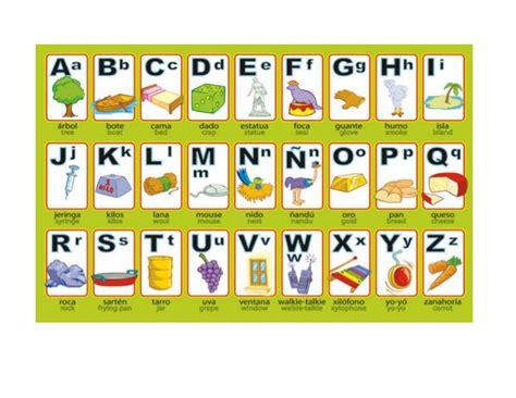 imagenes para aprender ingles abecedario den ingles