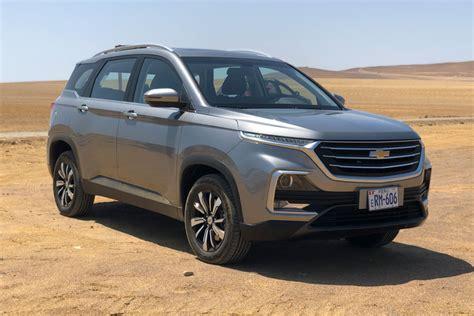Chevrolet Pagalo En El 2020 by Chevrolet Captiva Turbo Debut Regional De La Nueva