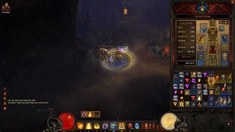 Diablo Inferno 60caps monge lvl 60 diablo 3 modo inferno 211 tima build