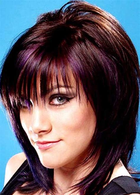 layered hairstyles with bangs straight hair short nice short straight hairstyles with bangs short