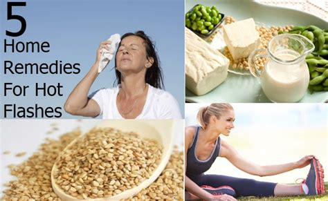 Home Remedies For Flashes by 5 Home Remedies For Flashes Treatments