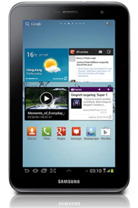 samsung galaxy tab 2 7 0 p3110 tablet wifi harga dibawah 2
