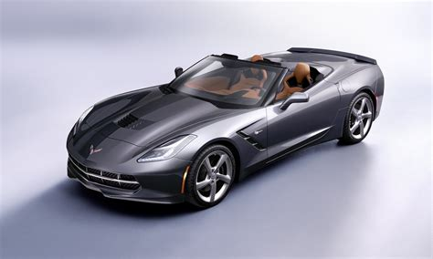 chevrolet corvette stingray convertible unveiled at geneva