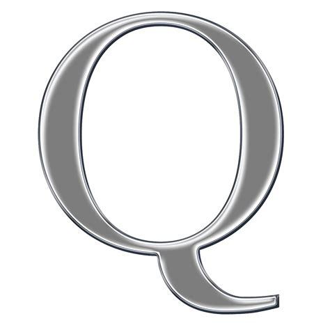 Letter Q letter q dr