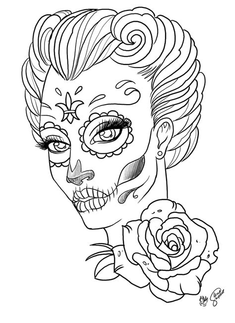 tattoo coloring pages coloring pages coloring pages for sugar